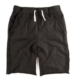 Vintage Black Brighton Shorts
