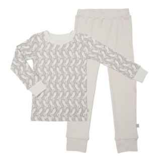 Finn + Emma Two Piece Pajama Set (More Colors Available)