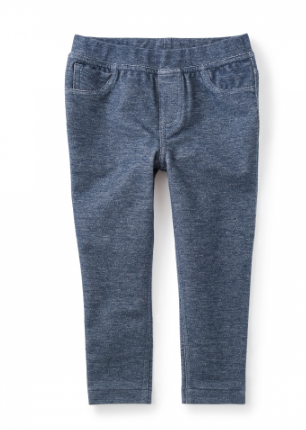 Denim Like Skinny Minny Pants - Precious + Posh