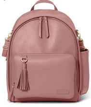 Load image into Gallery viewer, Skip Hop Greenwich Simply Chic Backpack - Precious + Posh