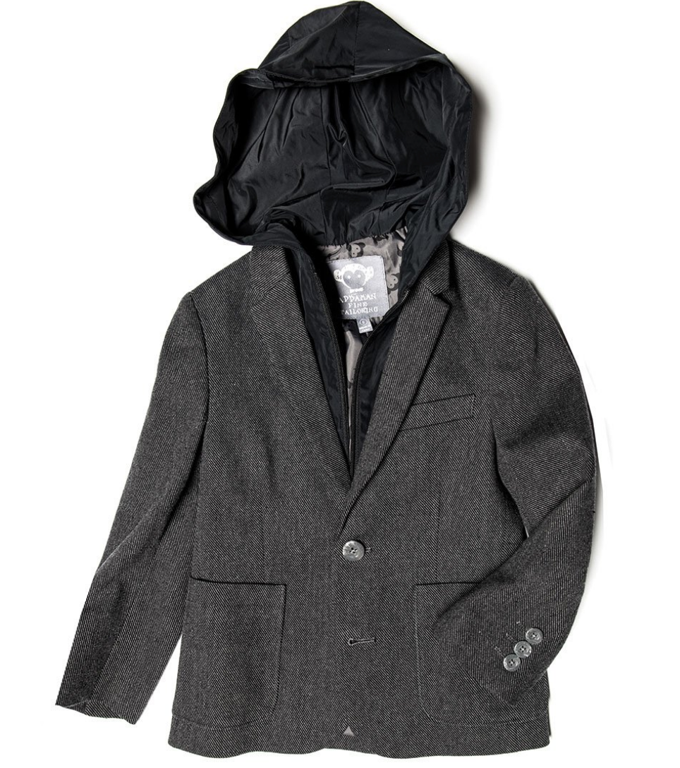 Appaman Hooded Professor Coat