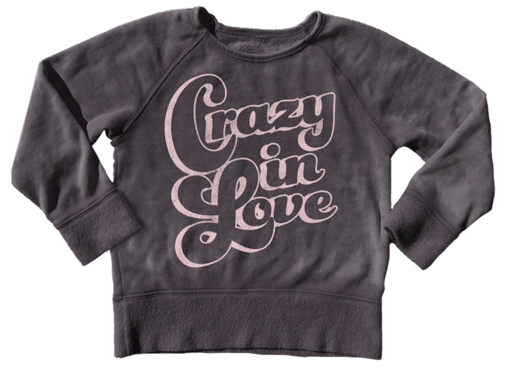 Crazy in Love Burnout Petunia - Precious + Posh