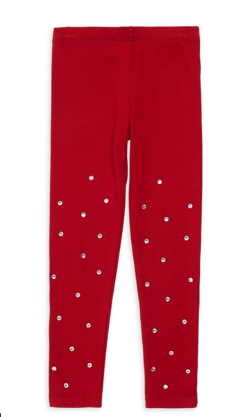 Holiday Magic Red Legging