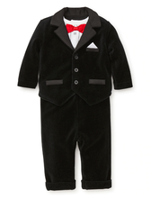 Load image into Gallery viewer, Charming Chap Tuxedo Set - Precious + Posh