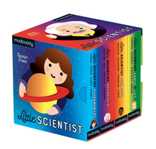 Load image into Gallery viewer, Little Scientist Board Book Set