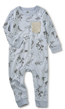 Load image into Gallery viewer, Tea Collection Printed Pocket Romper