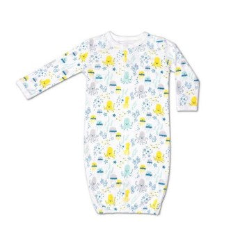 Apple Park Sleeping Gown Sea Life Collection