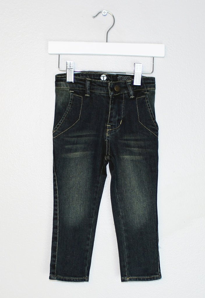 Side Line Denim - Precious + Posh