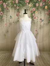 Load image into Gallery viewer, Christine Helene Communion Dress UF8050