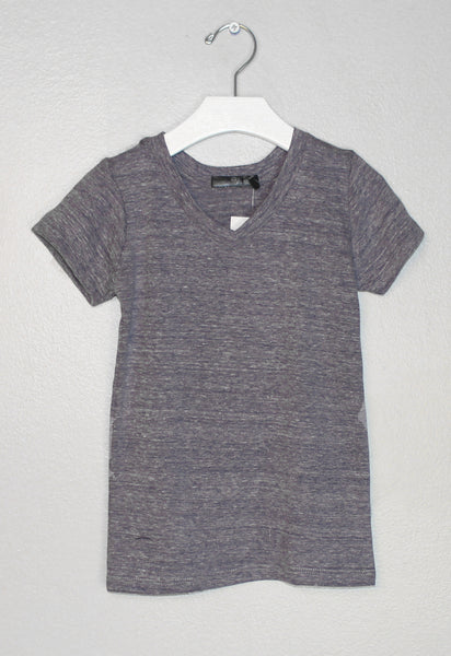 V-Neck Blend, Light Blue - Precious + Posh