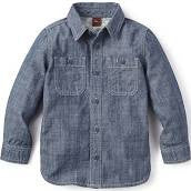 Chambray Shirt - Precious + Posh