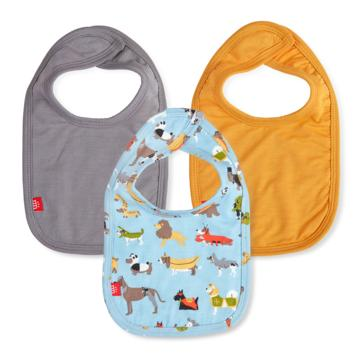 Little Me Welcome World Bib-Burp