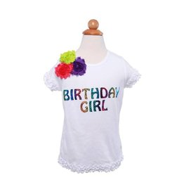 Me & Henry Birthday Girl Shirt