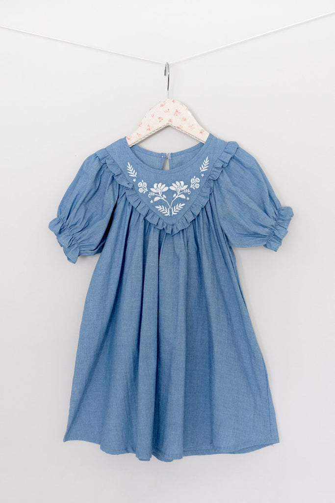 Maeli Rose Chambray Dress