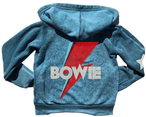 Rowdy Sprout Bowie Burnout Hoody