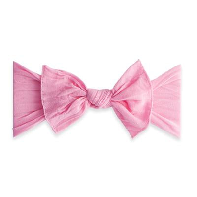 Baby Bling Bubblegum Knot Bow