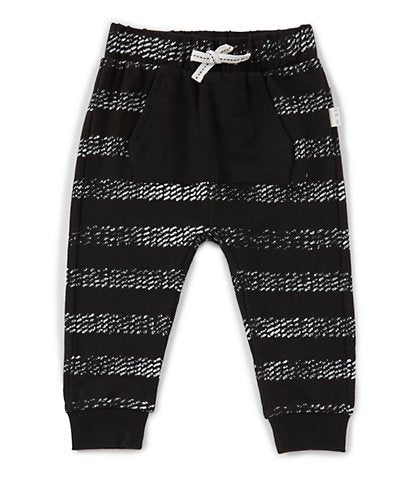 Miles Baby Knit Joggers