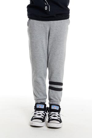 Chaser Boys Love Knit Lounge Pant w/Strappings