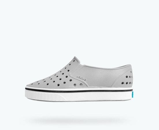 Native Miles Pigeon Gray Shell White