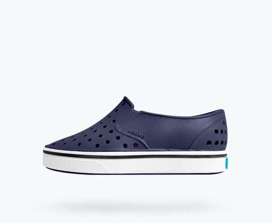 Miles Shoes - Regatta Blue