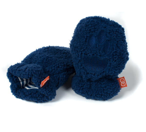 Bears Fleece Mittens - Precious + Posh
