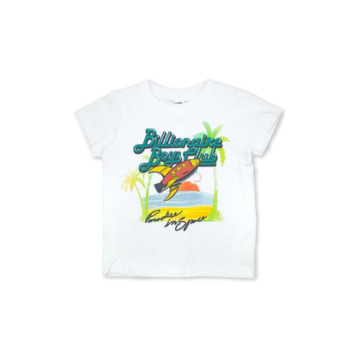 BB Space Bleach SS Tee