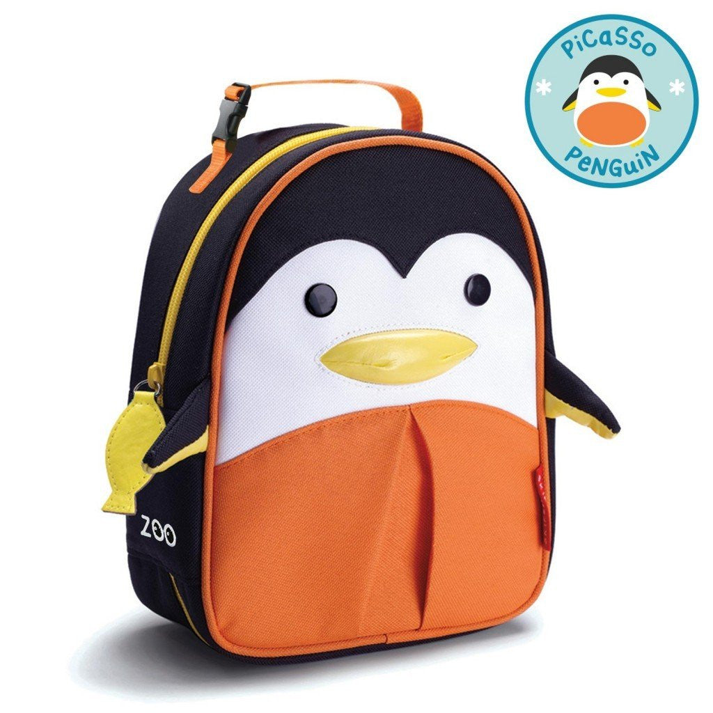 Zoo Lunchie Insulated Lunch Bag - Precious + Posh