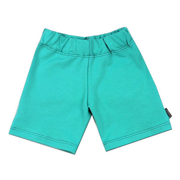 Icon Green Shorts - Precious + Posh