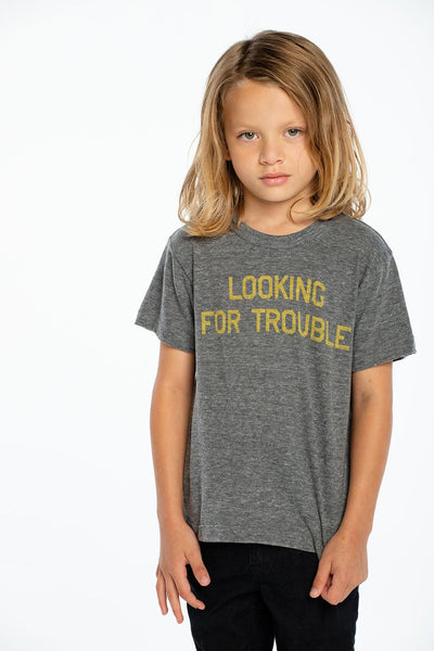 Chaser Looking for Trouble T-Shirt