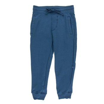 Kickee Fleece Tapered Sweatpants