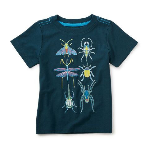 Bugging Out Graphic Tee - Precious + Posh