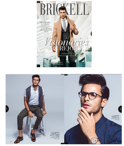 Brickel Magazine - October 2018