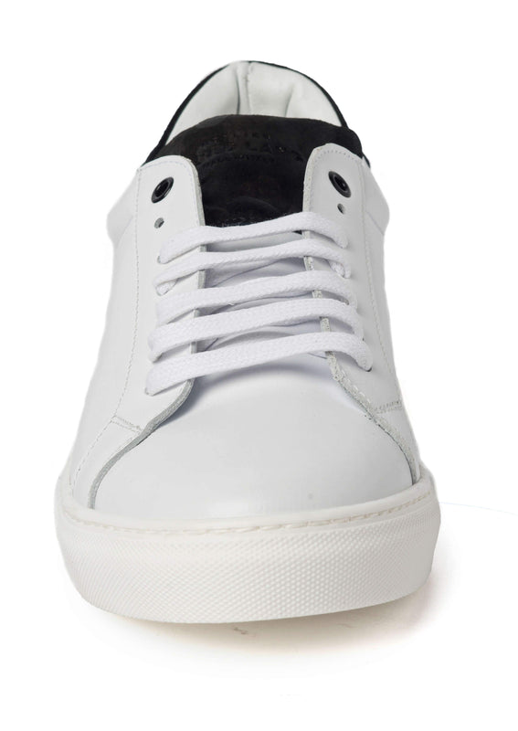 White Sneakers for Men 2828-WCT - front - Jared Lang