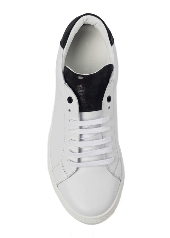 White Sneakers for Men 2828-WCT - Top - Jared Lang