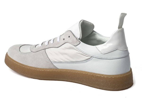 White Sneakers for Men 2626-WW - Jared Lang