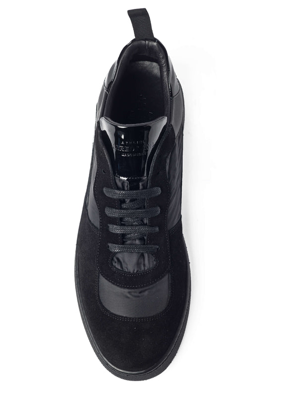 Triple Black Sneakers for Men 2626-BK