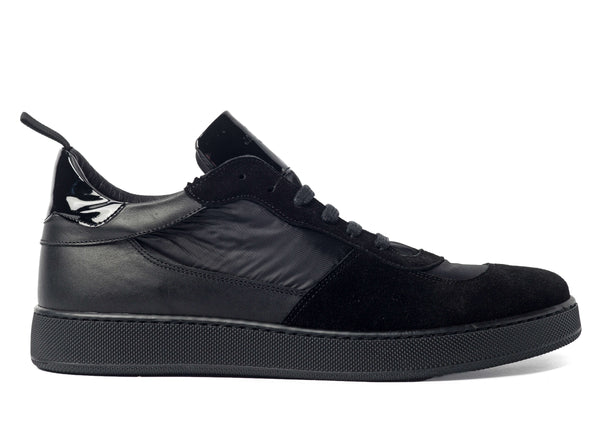 Triple Black Sneakers for Men 2626-BK - Jared Lang