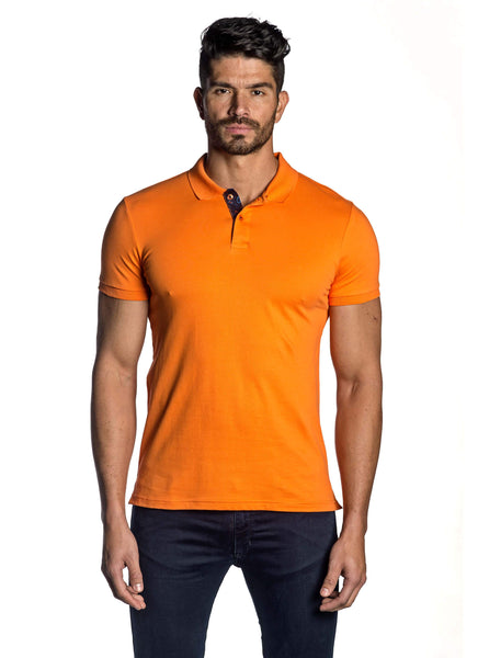 Orange Polo Short Sleeve PS-5010