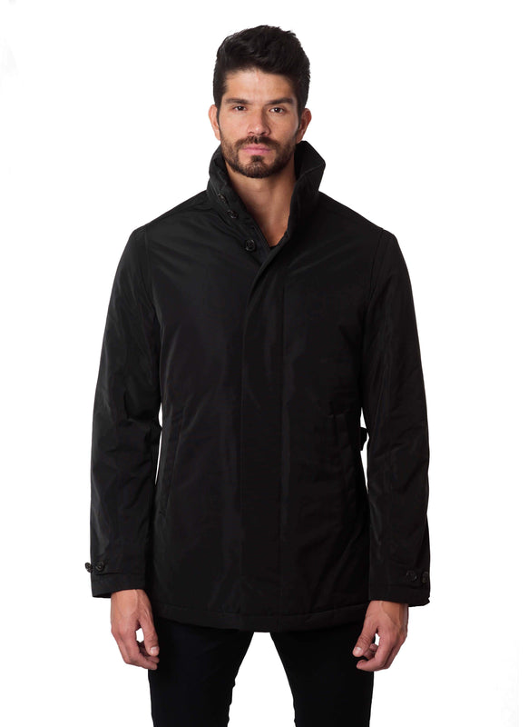 Black 3/4 Jacket Rome 1A - Jared Lang