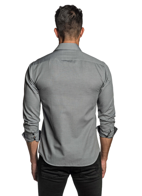 Grey Shirt for Men TW-2692 - Back - Jared Lang
