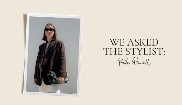 Ask The Stylist - Kate A Hazell