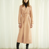 Image 3 of Leather Long Trench
