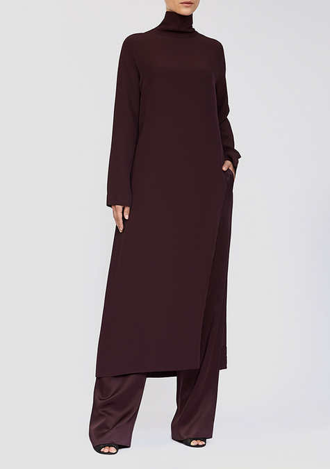 Top - Asymmetrical Long Top - 3926743744581