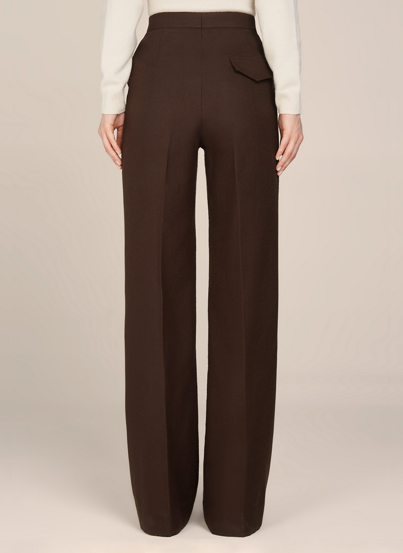 Rosie High Waisted Straight  Pants