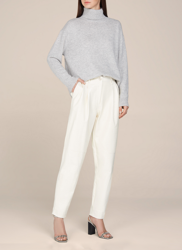 Charlene Turtleneck Cashmere Sweater