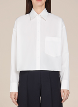 Aines Cropped Shirt