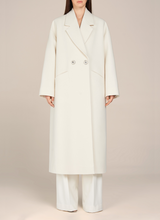 Ada Double Breasted Maxi Coat