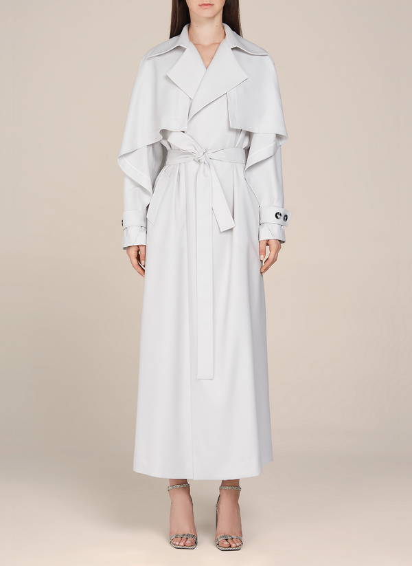 Hania Light Belted Trench