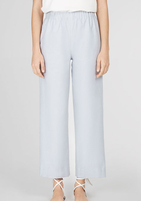 Pants - Loose Cotton Pants - 2088747761733