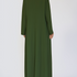 Image 3 of Crepe Long Trench